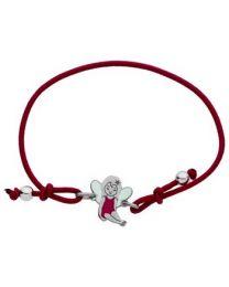 Bracelet Cotonfee Photoluminescent Argent 925
