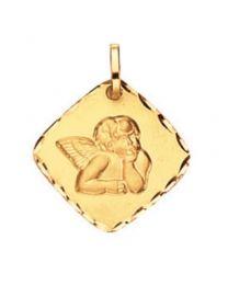 Medaille Ange Losange