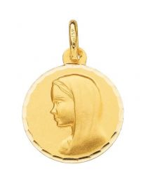 Medaille Vierge Ronde