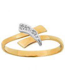 Bague Diamant 0,024 Ct