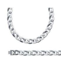 Bracelet / Collier Acier Céramique