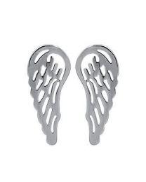 Boucles D'oreilles Acier ailes
